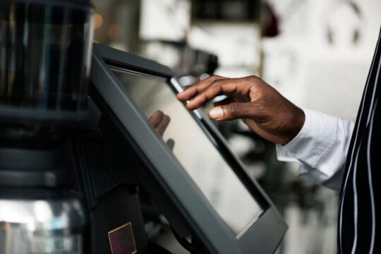 Hewlett-Packard - Kioski informacyjne